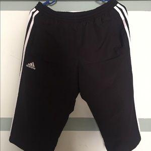Adidas black short
